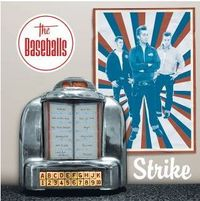 Nieuwe cd: The Baseballs  - Strike